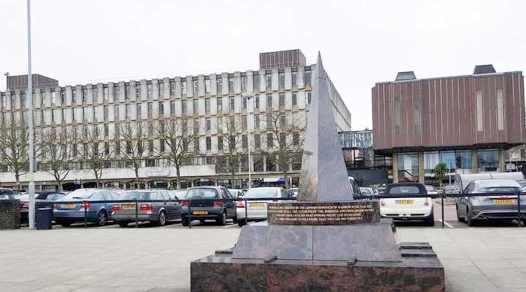 harrow civic centre